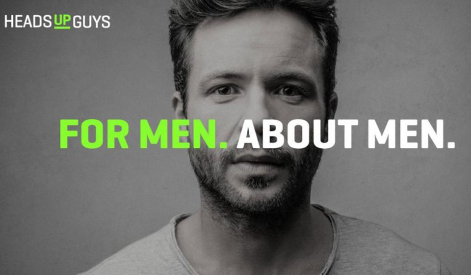 """""""For Men, About Men"""": KT, Social Media, and Men's Mental Health Banner"""